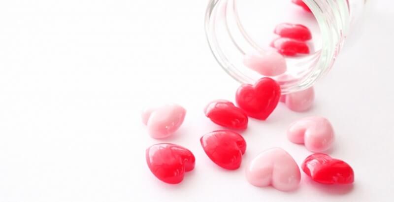 ピンクを好む人は甘え上手で繊細な性格
