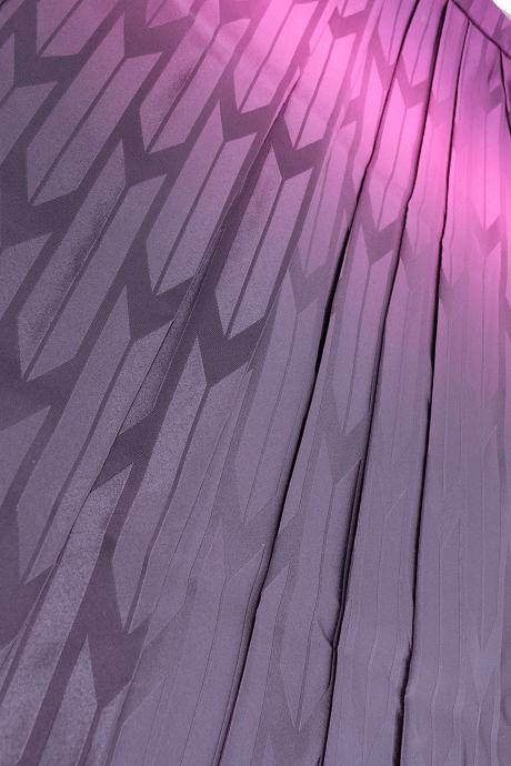 レンタル袴:HL紫ぼかし詳細