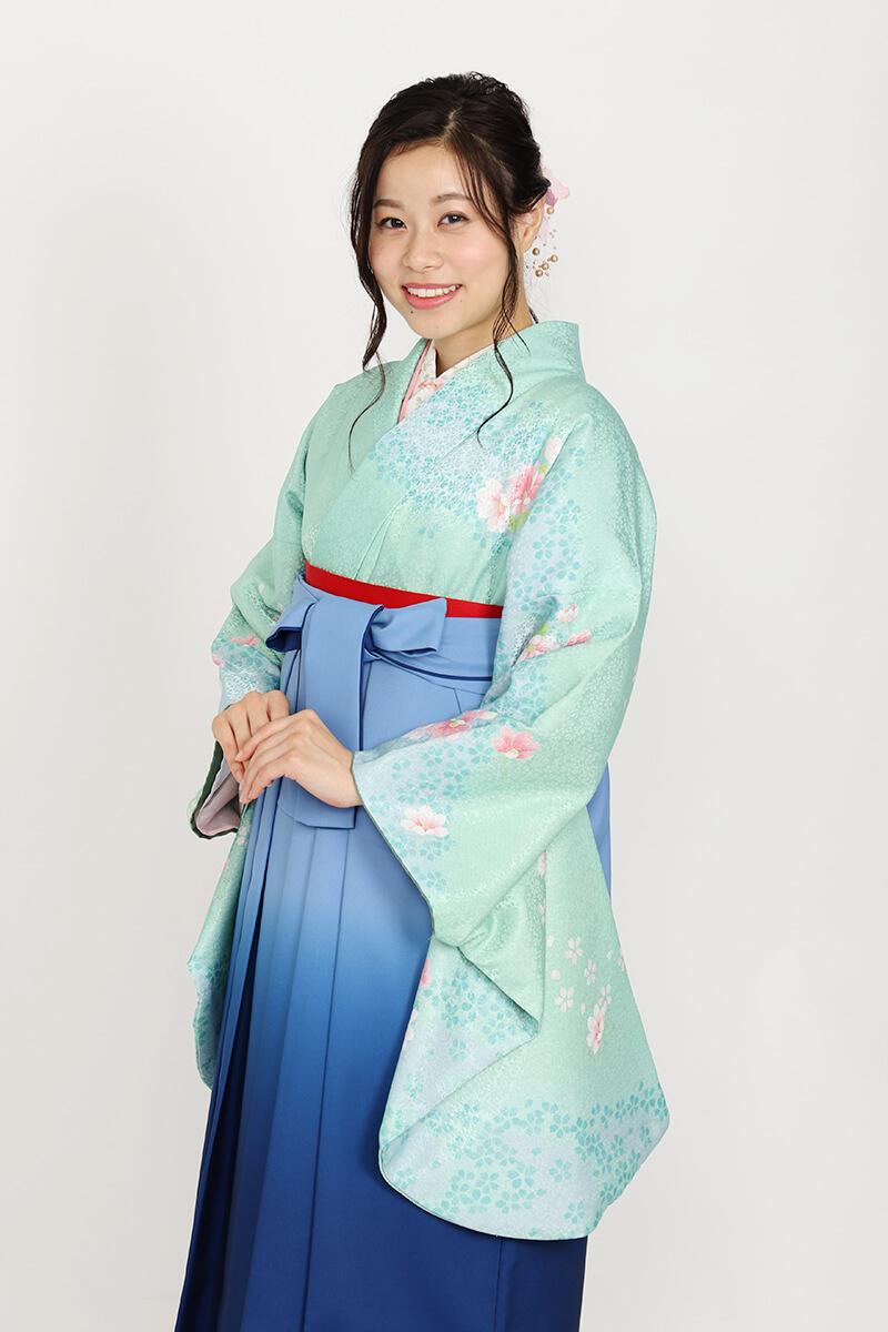 綺麗めコーディネートの卒業式袴をお探しならこちら!