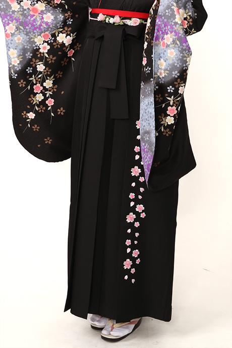 【袴】JAMシシュウブラック
