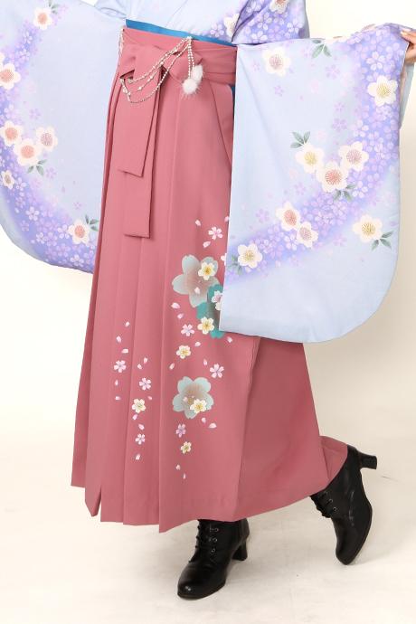 【袴】ピンク友サクラ
