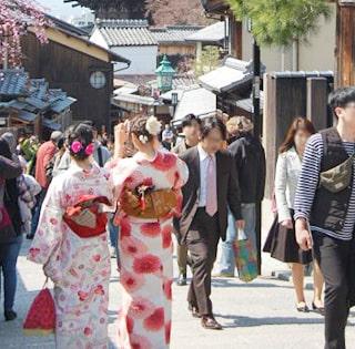 京都の呉服屋